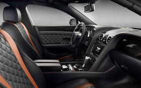 new bentley interior 2018 2019 bentley flying spur release date price and specs