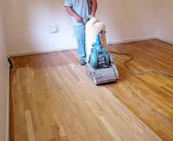 learn the the difference between buffing and sanding wood floors