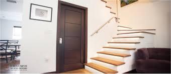 exclusive wood doors interior doors