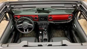 2018 jeep wrangler jl interior jeep supertunes