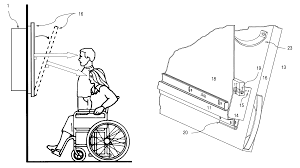patent us8246126 cabinet with sliding closure panel google patents