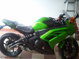 the green assassin my 2012 kawasaki ninja 650 team bhp
