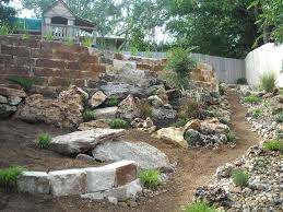 Pictures Of Rock Gardens Landscaping Beautiful River Rock For Landscaping Around House Home Design Ideas