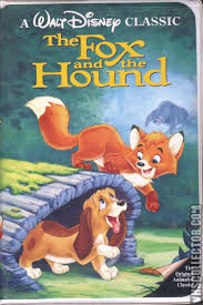 the fox and the hound vhscollector com your analog videotape