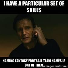 Internet Meme Names - 10 hollywood fantasy football names for 2014 fan servant