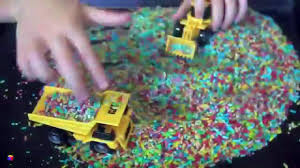 toy garbage truck videos for children toy bruder garbage trucks