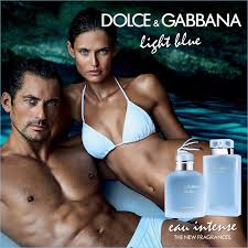 Dolce And Gabanna Light Blue David Gandy U0026 Bianca Balti Star In Dolce U0026 Gabbana Light Blue Eau