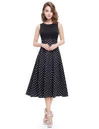 casual dress alisa pan sleeveless tea length casual dress