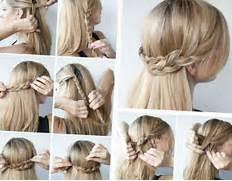 Festliche Frisuren Lange Haare Offen by Einfache Frisuren Einfache Frisuren Herz Zopf Frisur
