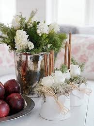 table centerpiece ideas creative winter table decorations