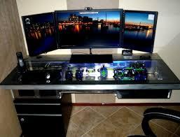 Gaming Desk Pad Custom Leather Desk Pad Home Design Ideas