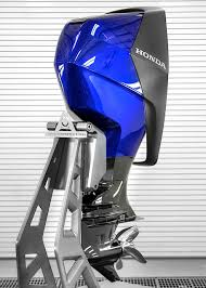 honda shows off outboard motor concept