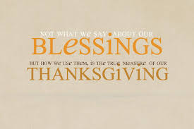 quotes giving thanks