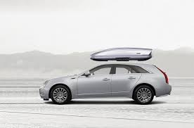 cadillac cts dimensions cadillac cts rooftop cargo box