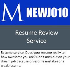 Order Resume Resume Review Service U2014 Manager Foundation