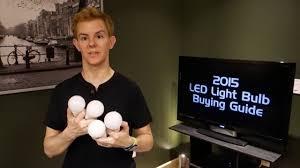 G7 Led Light Bulb by 2015 Led Light Bulb Buying Guide Youtube