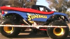 superman monster truck videos superman monster jam san diego 1 22 2011 on vimeo