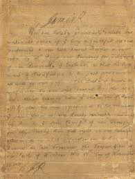 hand written letter about samuel pepys dated november 17 1600