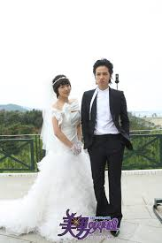 wedding dress asianwiki you re beautiful jang geun suk as hwang tae kyung park shin