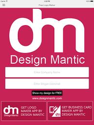 designmantic download easy logo maker designmantic app ranking and store data app annie