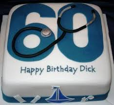 birthday cake for a doctor jpg decorated cakes pinterest