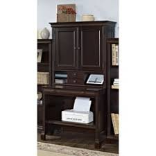 home styles naples white compact computer desk hutch overstock