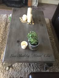 Shabby Chic Coffee Table by Shabby Chic Coffee Table In Annie Sloan French Linen And Finished