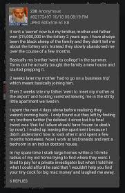 anon u0027s family wins the lottery 4chan