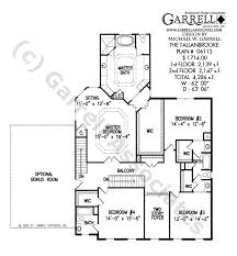 Colonial Style Floor Plans by Tallanbrooke House Plan House Plans By Garrell Associates Inc