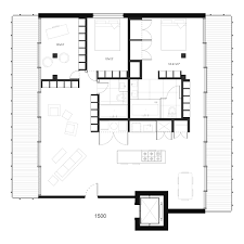 Retail Space Floor Plan The Forsyth Studiolocus