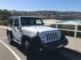 jeep grey blue jeep wrangler hire sydney car next door