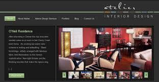 Home Design Website Inspiration Furniture Design Websites Home Interior Design