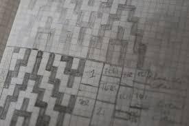 a shetlanders fair isle graph book knitsonik