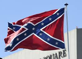 Rebel Flag Image Banned Flag Regrettably Still Hanging On With Some Fans The Blade