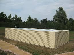 rivestimento in legno per piscine fuori terra piscine fuori terra napoli avec piscine pannelli per rivestimento