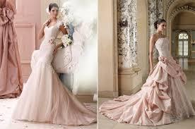pink wedding dresses pink wedding dresses confetti co uk