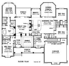 big houses floor plans big house plans home deco plans