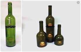 8 Recycled Wine Bottle Decorations For Your Wedding