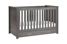 Da Vinci Convertible Crib Davinci Asher 3 In 1 Convertible Crib Slate N Cribs