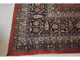 Turquoise Persian Rug Extra Large Palace Size Ardabil Circa 1920 U0027s Rug