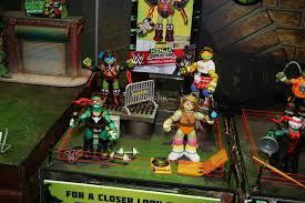 teenage mutant ninja turtles toy fair 2017 playmates teenage mutant ninja turtles the