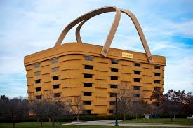 longaberger building tragically unwanted basket building headed to foreclosure curbed