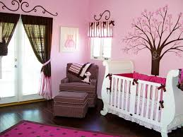 Baby Curtains For Nursery by Baby Pink Curtains For Nursery Home Design Ideas