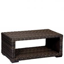 striped wicker coffee table using tires wicker coffee table