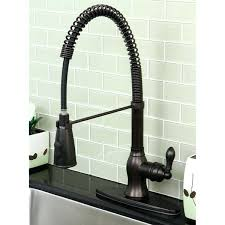delta oil rubbed bronze pull down kitchen faucet touchless moen