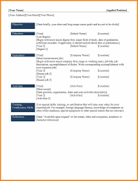 chronological resume templates 11 chronological resume word template cio resumed