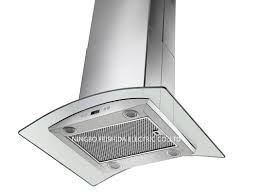 Kitchen Island Vent by 900cfm Kitchen Island Range Hood 8mm Tempered Glass Island Vent Hood