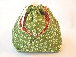 cloth gift bags jeri s organizing decluttering news the holidays made simpler