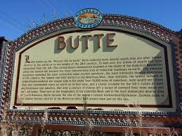 Montana what is time travel images Rich in history land and architecture butte montana stands jpg