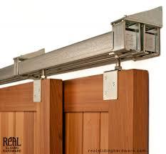Sliding Barn Doors For Closet by Sliding Barn Door Hardware